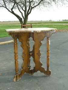 Indiana University Reception Table