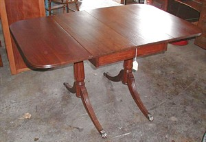 Duncan Phyffe Walnut Table
