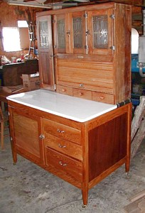 Sellars kitchen cabinet
