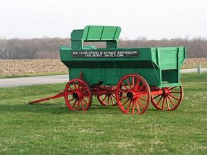 Benny's Wagon